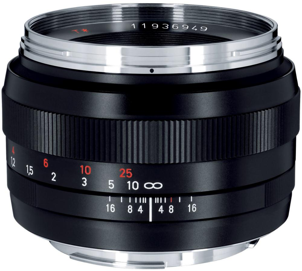 Carl Zeiss Planar 50mm